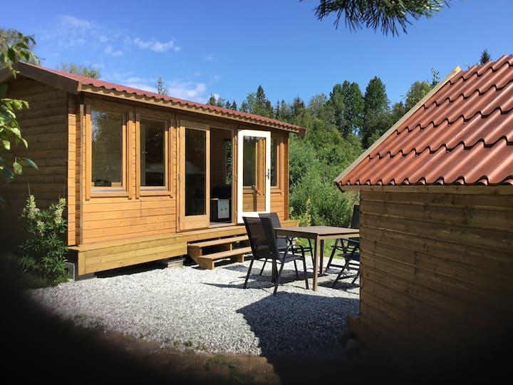 Lodge in Värmland Sweden