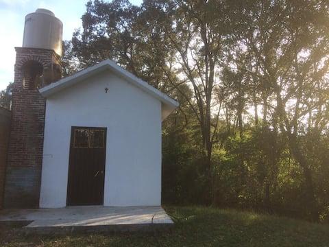 Habitación (Estancia La Encinera)