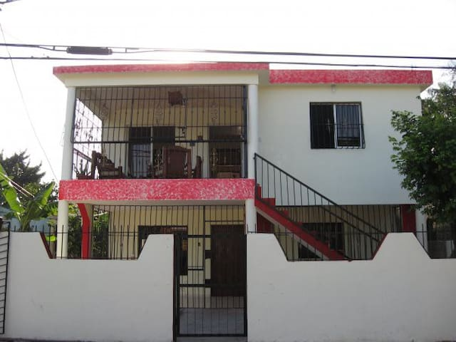 ACCOGLIENZA CARAIBICA - San Cristobal - Hus