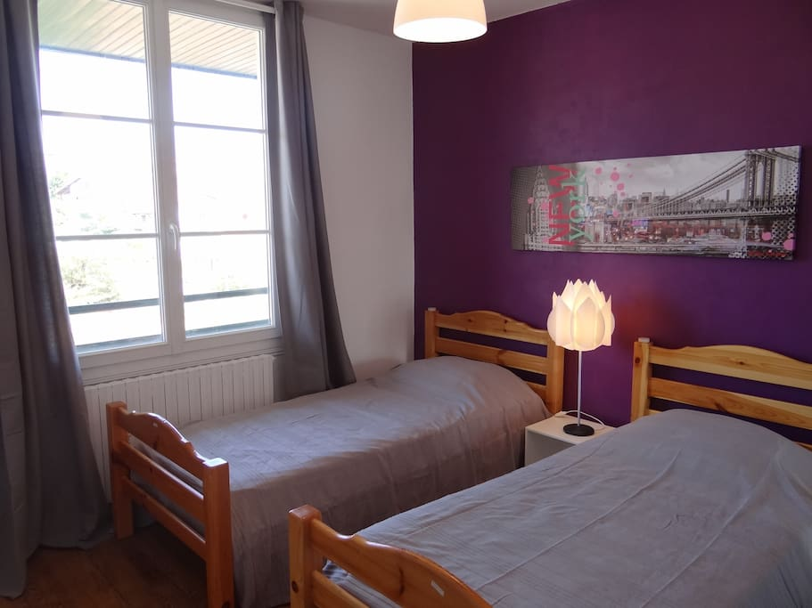 chambre/ bedroom 2