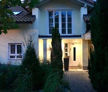 Stadtnahe Landliebe kleine Wohnung mit Ambiente