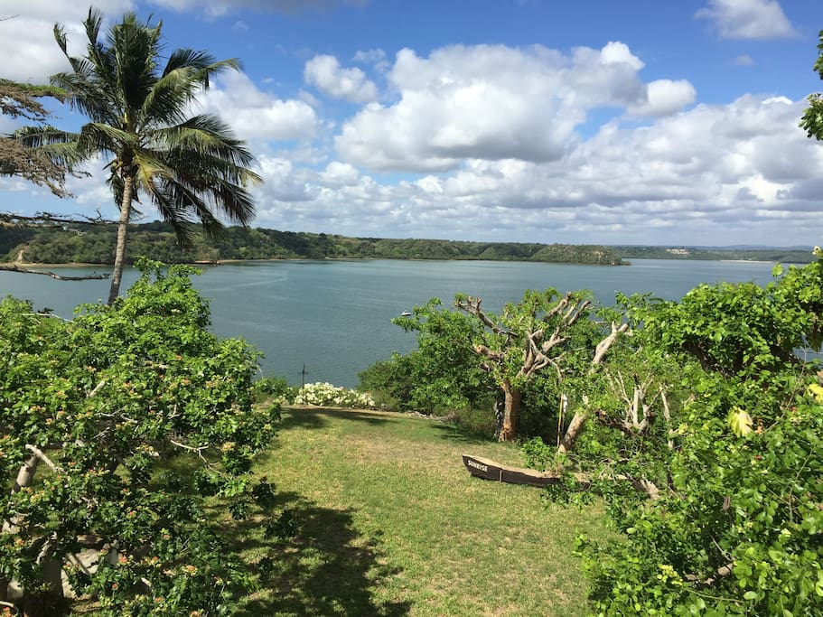 Beautiful views of Kilifi Creek