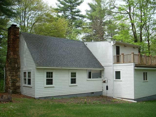 Berkshires, Lake Frontage, Charming House,38 Acres - Monterey - Huis