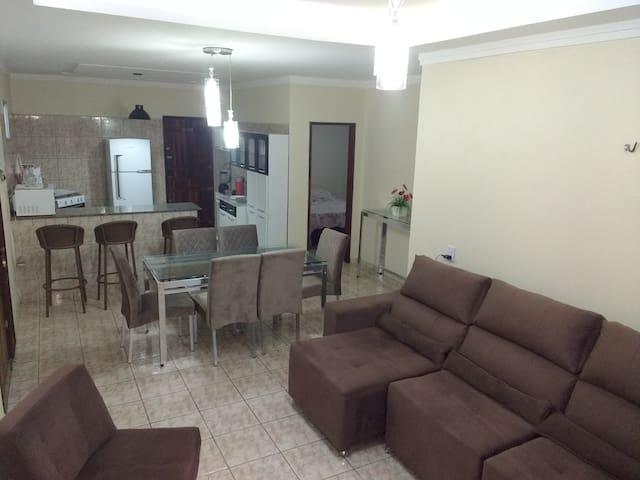 Casa a 12 minutos do centro de Guaramiranga