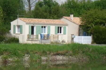 Maison au cœur du Marais Poitevin