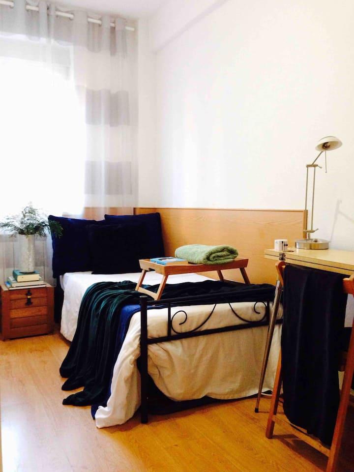 Private Room • Madrid • Option Per Month