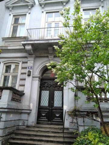Immeuble classé historique