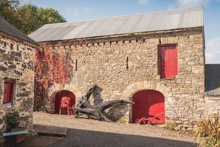 One-of-a-kind 1800's Farmhouse