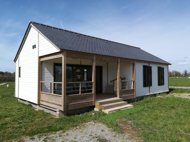 Cottage 3 Chambres / Domaine avec piscine chauffée