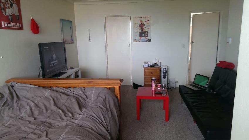 Comfy studio around bondi junction - Queens Park - Apartament