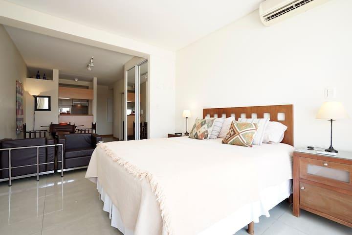 Sunny studio full equiped - Buenos Aires - Apartment