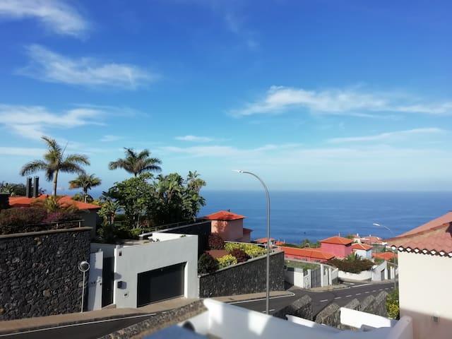 Maresia, apartamento con vistas.