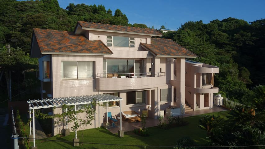 Ocean View House in Isumi