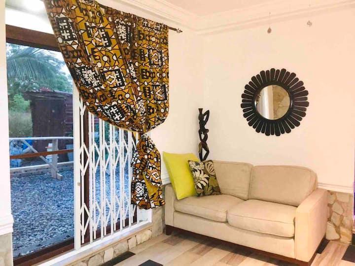 Luxury Cosy Apartment, Ogbojo, East Legon