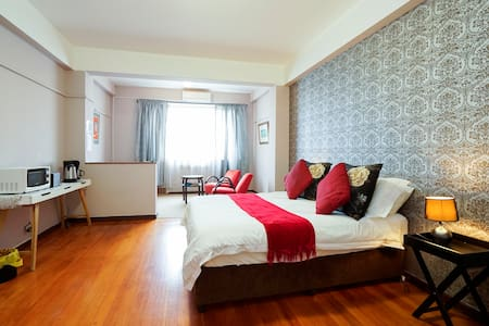 Suite 609 at the Parkview - Durban - Huoneisto