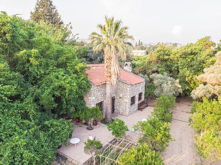 Rustic Stone House in Tangerine Gardens @Bitez