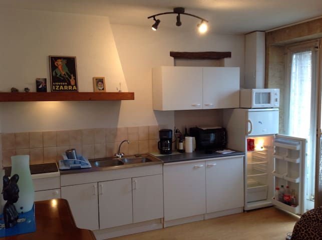 Appartement 38 m2, cuisine TV, Wifi - Latresne - Apartment