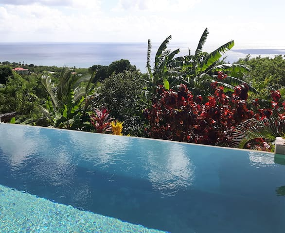 Kaye Mango St.Lucia - Cozy, Private, Amazing View