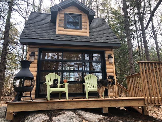 Little House  on the Prairie meets Muskoka
