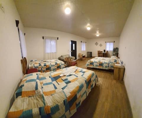 Bonito Apartamento en Hotel Casa Kirvá, Cobán.