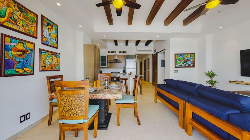 Condo for rent at Puerto Vallarta by PVRPV