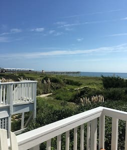 Wrightsville Beach Ocean Front Home - House