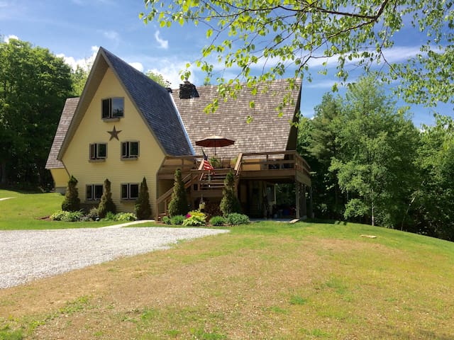 Vermont Mountain Retreat - Shrewsbury - Chalé