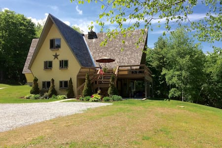 Vermont Mountain Retreat - Shrewsbury - Chalet