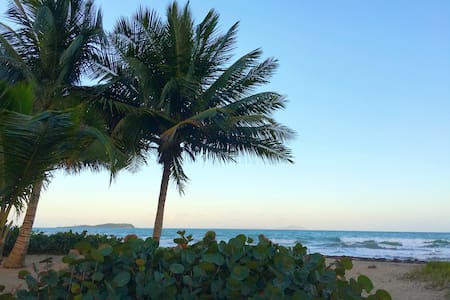 Beautiful 5bd Beach Villa @ Humacao Beach - Punta Santiago - Huvila