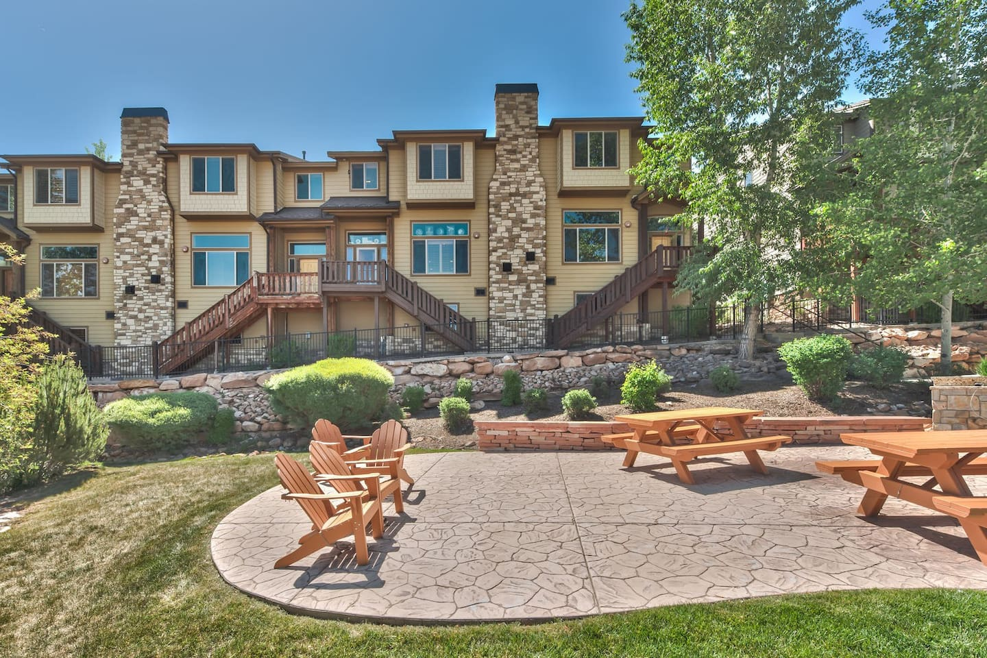 Park City Bear Hollow Haven - 3 Bedroom, 3.5 Bath - Sleeps 11 - Private Hot Tub
