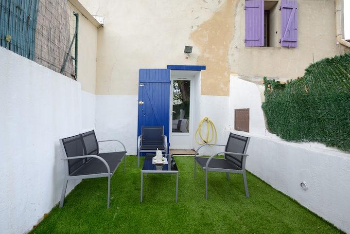 Magnifique petite maison avec terrasse