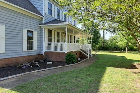 Yorktown/Williamsburg/Jamestown/Modern Farmhouse