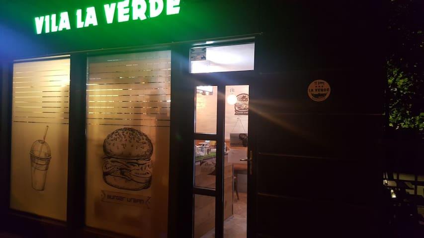 Vila La Verde - double room twin 2