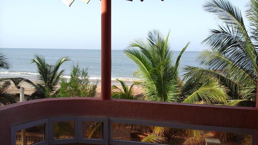 appartement sur la plage a saly - Saly - Apartament
