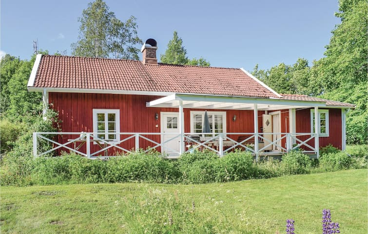 Holiday cottage with 2 bedrooms on 105m² in Värnamo