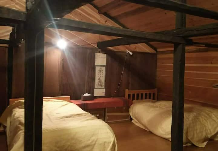 静かな山里の  上福沢舞踏宿ソコミです。   〈〈1日一組様限定〉〉
