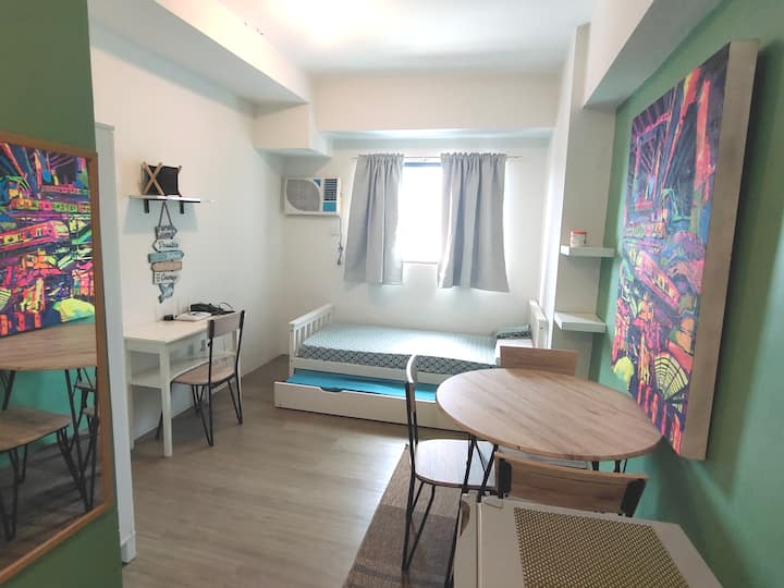 Fully Furnished 20sqm with WIFI