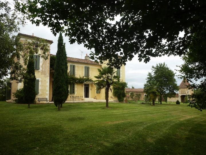 EnTudelle, chambre d'hôtes de charme proche d'Auch