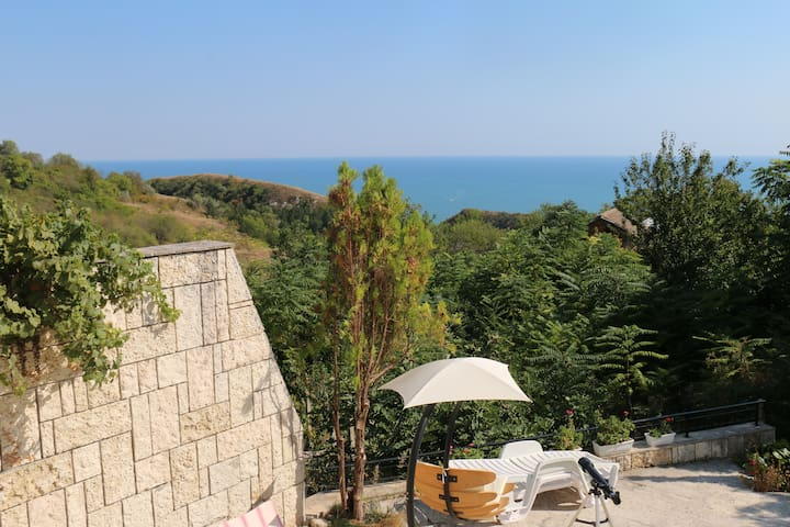 Panoramic Sea View - Villa Belmont
