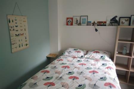 Slaapkamer in rustige buurt nabij Nijmegen centrum