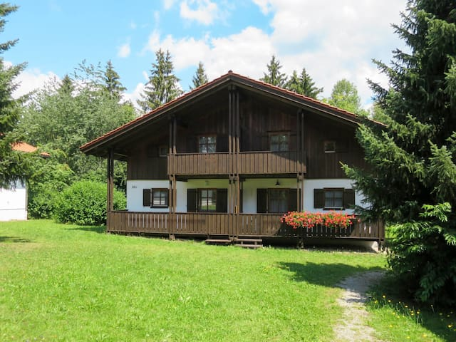 House Waldferiendorf Regen for 4 persons
