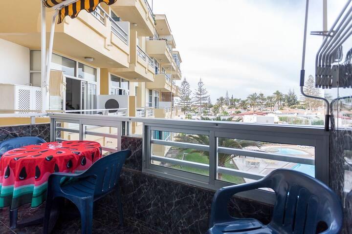 Apartamento Céntrico de Playa del inglés