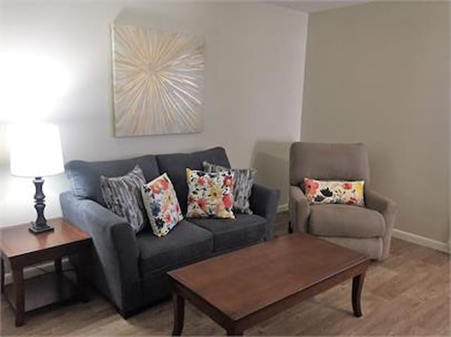 Updated Apartment in the Middle of Little Rock