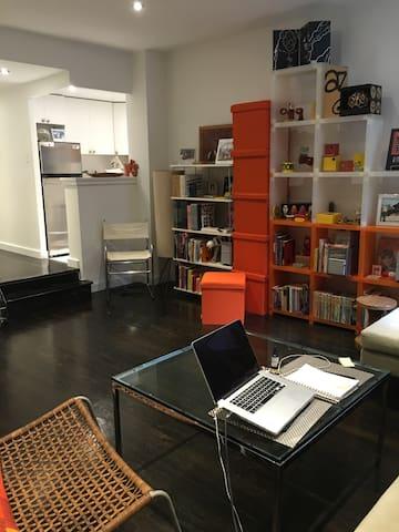 Art/Design Hotel-like Studio/Loft Union Square - New York