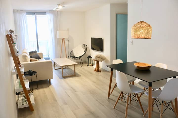 COZY new apartment in the heart of Punta Carretas!