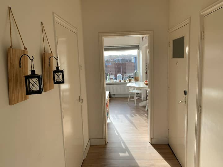 Cosy appartment 45min from F1 racing track by bus