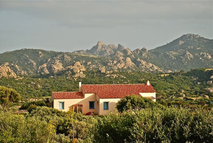 Villa in the Countryside,beautiful views.