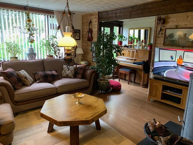 Cosy and Unique Home in Forres