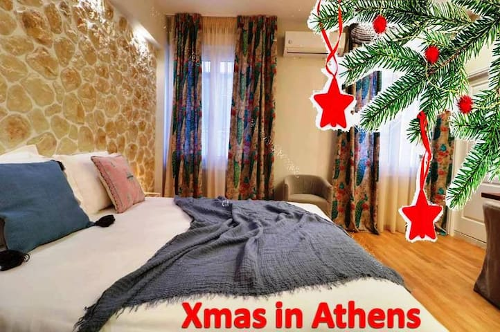 Country Chic Suite @ Plaka -AthINN Residence Hotel