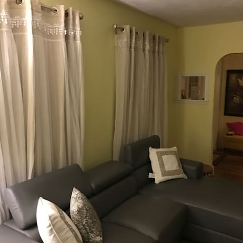 Cozy bright room - Dedham - Apartament